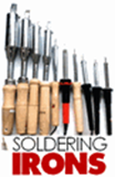 Soldering Irons, Supplies & Accessories