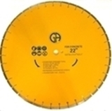 Diamond Saw Blade 22in for Table, Circular and Chop Saws