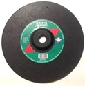 "Picture of ABM91 9"" Grinding Wheel with depressed center for Metal"