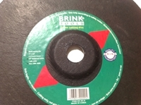 """Picture of ABM91 9"""" Grinding Wheel with depressed center for Metal"""