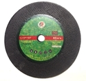 Picture of ABS90 9 inch Abrasive Cut-Off Wheel for STONE Silicon Carbide