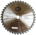 "Picture of TC151N    10"" 40-TOOTH for cutting Wood with Nails"