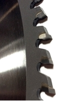 """Picture of TC1280NP 12"""" Industrial Laser Cut Carbide Saw Blade for WOOD with Nails, 80 Tooth"""