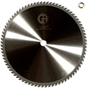 """Picture of TC1480WP 14"""" Industrial Laser Cut Carbide Saw Blade for WOOD, 80 Tooth"""