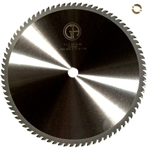 "Picture of TC1480WP 14"" Industrial Laser Cut Carbide Saw Blade for WOOD, 80 Tooth"