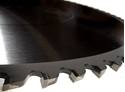 """Picture of TC1880NP 18"""" Industrial Laser Cut Carbide Saw Blade for WOOD with Nails, 80 Tooth"""